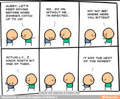 Cyanide and happiness / iFunny :)