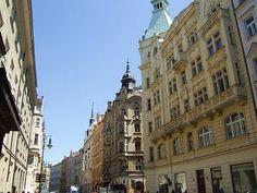 Jewish Quarter, Prague. Can't wait to visit.