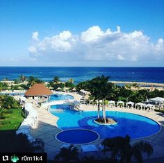 Thank you @r0m1k4 for sharing such a wonderful shot of Bahia Principe Jamaica. Truly an amazing view! Hope your vacation has been just as wonderful!  #BPPCMembers #BPPrivilegeClub #BahiaPrincipe