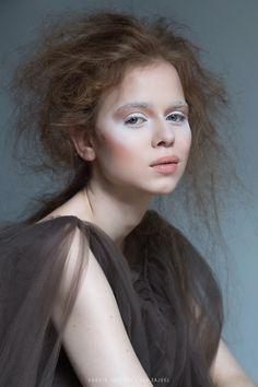 Model: Sandra Plajzer muah: Aga Zajdel stylist: Patrycja Wojtkowiak photo: Dorota Górecka