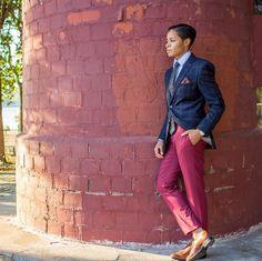 Ce look masculin chic de la blogeuse Danielle Cooper. | 20 femmes qui ont superbement porté le costard en 2015