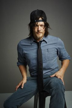 Norman Reedus, Getty Images Portrait Studio powered by Samsung Galaxy at the Hard Rock Hotel, SDCC, 7-26-14