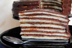 Asopaipas. Recetas de Cocina Casera                                                               .: Smith Island Cake