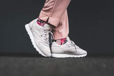 Reebok x FACE Stockholm Classic Leather (weiß)