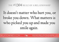 Relationship Rules #1304