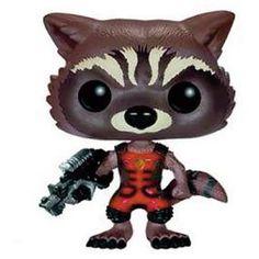 [Guardians Of The Galaxy: Pop! Vinyl Figure: Ravagers Rocket Raccoon (Product Image)]