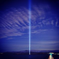 In the middle of a cloud I call your name.... #imaginepeacetower