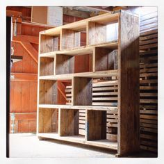 Handmade & Bespoke bookcases available from oldmanandmagpie.com ↟
