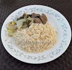 Filipino Beef Stew with Minute Rice