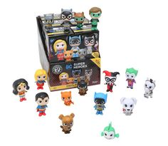 DC - Super Heroes & Pets Mystery Minis HT US Exclusive Blind Box