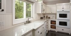 Countertops that look like white marble (take two) | roomology