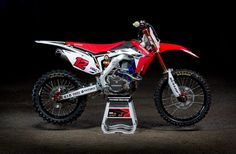 HONDA CRF-450R FACTORY