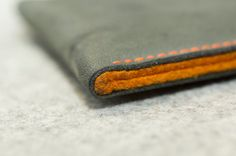 Galaxy Note 3 Leather Sleeve / Cover  CONCRETE von filzstueck, $75.00 |Galaxy Note 3 Leather Sleeve | CONCRETE | http://etsy.me/1hwD6sE | #GalaxyNote3Sleeve #Note3Sleeve #Note3Portel #Note3Cover #GalaxyNote3