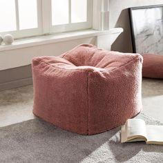 Πουφ Gofis Home Tuffo Peach - Little Big Things Bean Bag Chair, Peach, Big, Furniture, Home Decor, Products, Decoration Home, Room Decor, Beanbag Chair