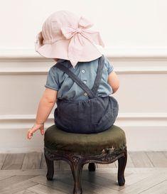 Elodie Details® Klobuček z UV zaščito Powder Pink Elodie Details, Powder Pink, Summer Hats, Sun Hats, Instagram Posts, Outfits, Beautiful, Baby Style, Accessories
