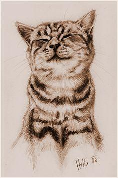 Whiskas Cat by Hiki-Hiki on DeviantArt