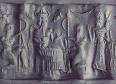 Sumerian God Enki | Enki and Enlil