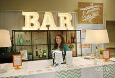 travel agent booth for bridal show - Google Search