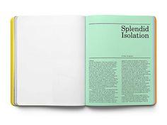Graphic Design: James Goggin and Scott Reinhard produce a beautiful catalogue for Amalia Pica