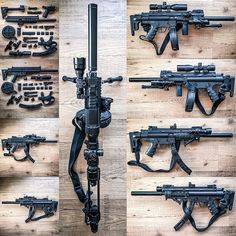 22lr, Mp5, Guns And Ammo, Firearms, The Originals, Abstract, Instagram, Summary, Weapons