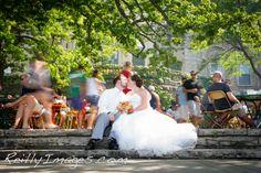 Iconic Madison Wedding Photos.  Memorial Union Terrace. Madison Wedding Photographers. Reilly Images.