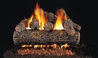 R. H. Peterson RealFyre Golden Oak Designer Plus Vented Gas Log Set (RDP)