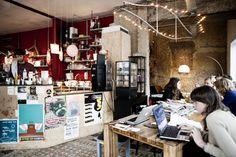 Normo (Minderbroedersrui 30, Antwerpen) - one of the 2 best coffee shops in Antwerpen - truely a great cappucino!