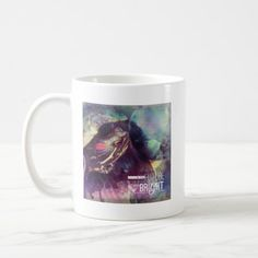 The Future is Bright, Myrtle the Turtle Coffee Mug