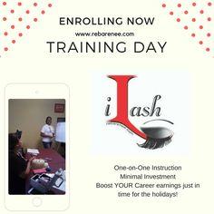 iLash Extension Training