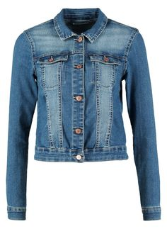 Noisy May NMDEBRA Jeansjacke medium blue denim Bekleidung bei Zalando.de | Material Oberstoff: 75% Baumwolle, 24% Polyester, 1% Elasthan | Bekleidung jetzt versandkostenfrei bei Zalando.de bestellen!