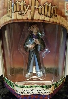 Harry Potter Ron Weasley Hanging Ornament by Enesco#harrypotter #potterhead #collectibles #hogwarts