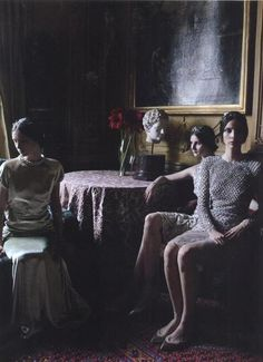 Deborah Turbeville photography.