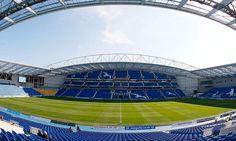 Brighton's Amex Stadium set for £5million summer revamp