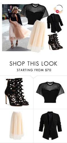 """Beautiful"" by barboratosilova on Polyvore featuring Alexander Wang and Chicwish"