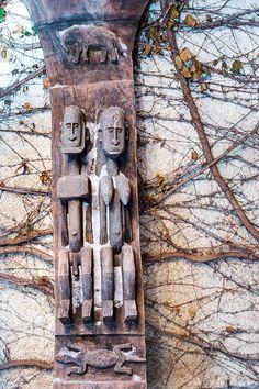 African Art - Dogon - Mali - Art Gallery of Pilzen (Czech Republic) www.visioart.cz