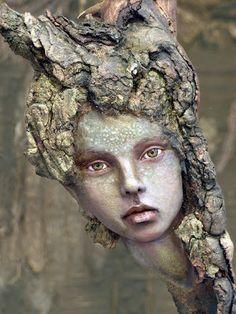 Tatjana Raum... The Spirits of Trees