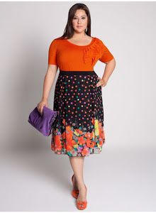 """Our mission: """"A woman truly feels beautiful when she recognizes that she is exquisite the way she already is: A wonderful, unique, and exceptional individual"""" Plus Size Fasion, Plus Size Outfits, Plus Size Skirts, Plus Size Blouses, Spring Fashion, Girl Fashion, Plus Size Sale, Flower Skirt, Mode Chic"""