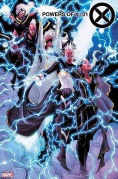 Marvel Comics Powers of X Comic Book [Cassara Character Decades Cover] Marvel Comics Art, Marvel Comic Universe, Marvel X, Marvel Heroes, Marvel Girls, Comic Book Characters, Marvel Characters, Comic Character, Comic Books Art