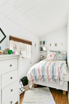 Lily's room ideas in NYC apartment.