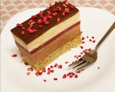 Hungarian Recipes, Hungarian Food, Mousse Cake, Sweet Cakes, Vanilla Cake, Tiramisu, Cake Recipes, Cake Decorating, Food And Drink