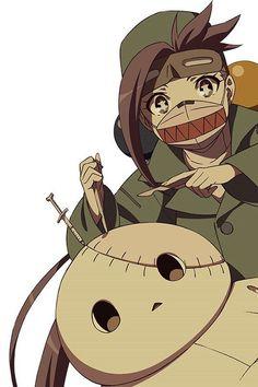 Minami & Corpsey / Ranpo Kitan: Game of Laplace (Day 143: Favorite Mystery Anime)
