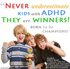 children with adhd pic quotes | kids-children-with-adhd-winners