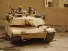 M1A2 Abrams Main Battle Tank (USA)