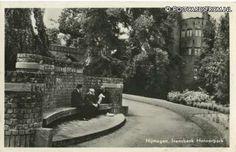 Nijmegen - Ivensbank Hunnerpark