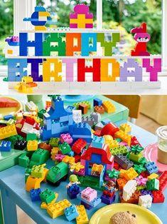 LEGO DUPLO Steine haben Sie? Dann steht der nächsten LEGO DUPLO Party nichts mehr im Weg! Bunt, kreativ und freundlich zum Geldbeutel: die LEGO DUPLO Mottoparty macht allen Freude. Kindern und Eltern.
