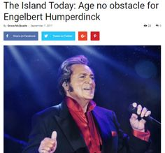 Engelbert Humperdinck Featured on The Island Now - http://www.okgoodrecords.com/blog/2017/09/07/engelbert-humperdinck-featured-island-now/ - International music legend Engelbert Humperdinck has been featured on The Island Now for his upcoming performance at the Theatre at Westbury this coming Saturday, September 9th. You can read some of The Island Now's feature below, but be sure to visit theislandnow.com for more. In a career... - Duets EP, engelbert, Engelbert Callin