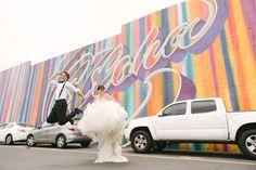 ハネムーンに持ってって*GoogleMAPのピンみたいな【マッピングプロップス】がおしゃれ♡にて紹介している画像 Wedding, Valentines Day Weddings, Weddings, Marriage, Chartreuse Wedding