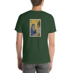 Mother Mary Unisex T-Shirt – Insan Clothing Mother Mary, Fabric Weights, New Look, Unisex, Sweatshirts, Tees, Clothing, Model, Cotton