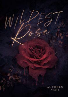Dark Romance Premade Buchcover  Premadecover für Autoren  Autorenleben  Schreiben   Bücher  Bücherliebe Dark Romance, Buch Design, Names, Authors, Writing