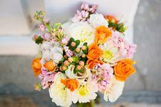 blush orange creme wedding flowers utah calie rose opiefoto